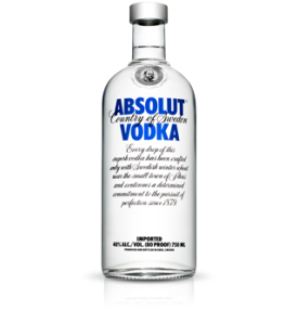absolute vodka
